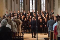 2011 Passion a capella