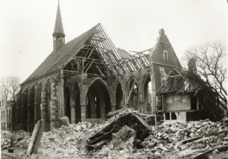 Apostelkirche 1946