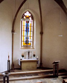 Chor Johanneskapelle