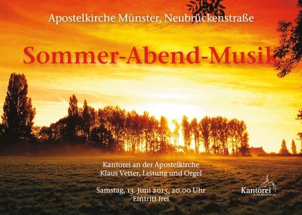 Sommer-Abend-Musik 2015