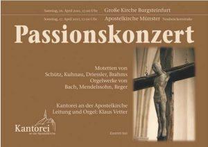 2011 Passionskonzert