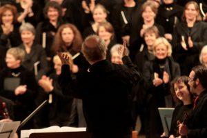 2012 Schlussapplaus Weihnachtsoratorium