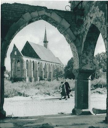 Apostelkirche 1953