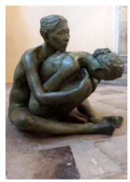 Lotta Blokker Skulptur