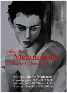 Jens Thiele Plakat