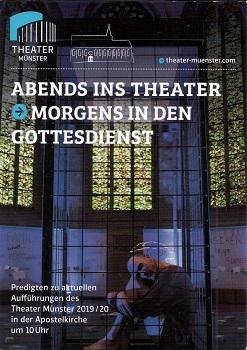 Theater und Kirche
